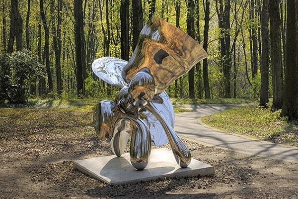 Skulpturenpark Waldfrieden in Wuppertal